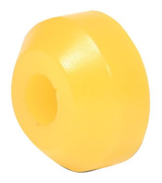 "2-1/4"" O.D. Yellow 75 Durometer Bushing Two Stage Torque Link"