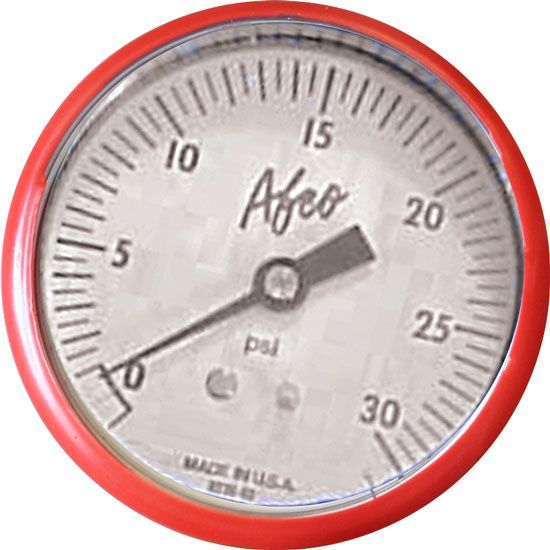 30# Air Pressure Replacement Gauge