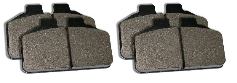 Brake Pads F22I C1 Axle Set