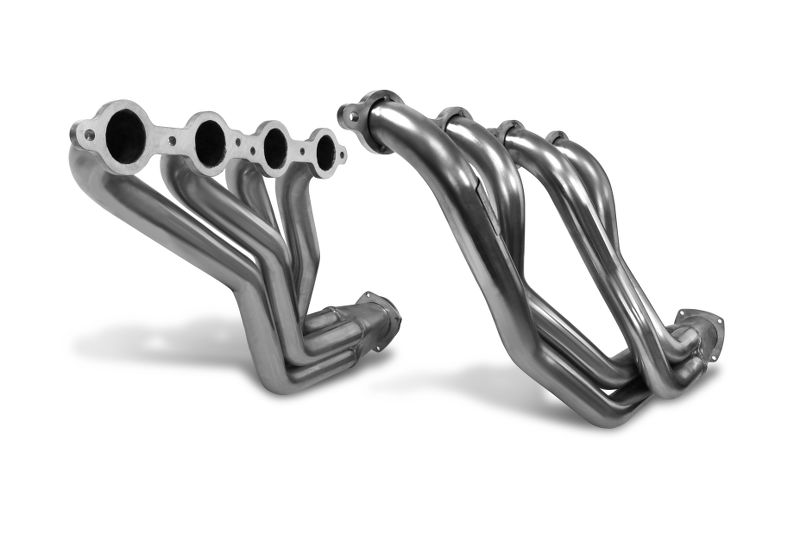 "304 Stainless '67 - '69 LS Camaro Headers 1.875"" Tube Size 2.500"" Reducer"