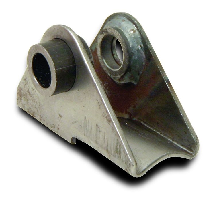 Coil-Over Mount for Tubular Control Arm