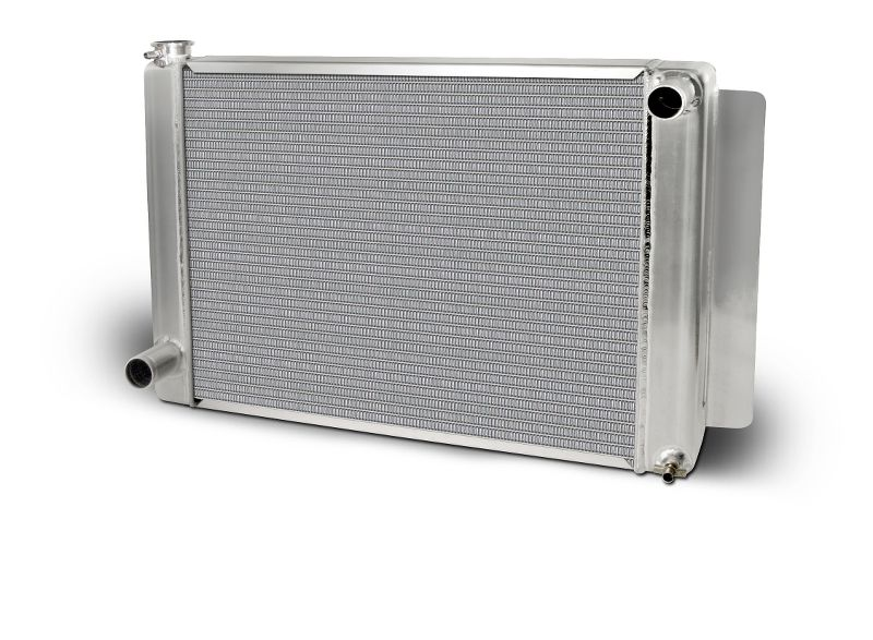 Aluminum  Radiator  Drag/Performance  27.5 Inch  Single Pass  Ford