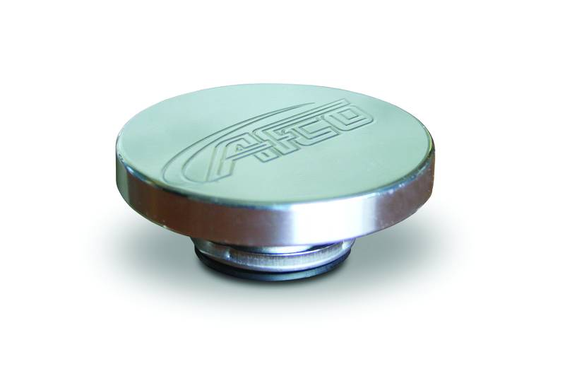 Billet Aluminum  Radiator Cap  16#  With Logo