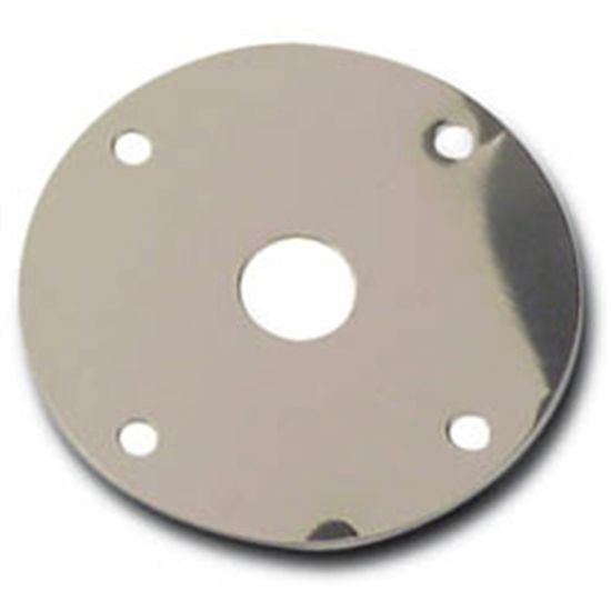Steel Scuff Plate For Hood Pin