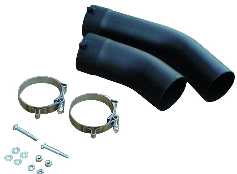 Elbow Kit  Used With 711-41010, 712-41010, 733-41010 With Merge Collectors  Includes  Hardware  Mild Steel