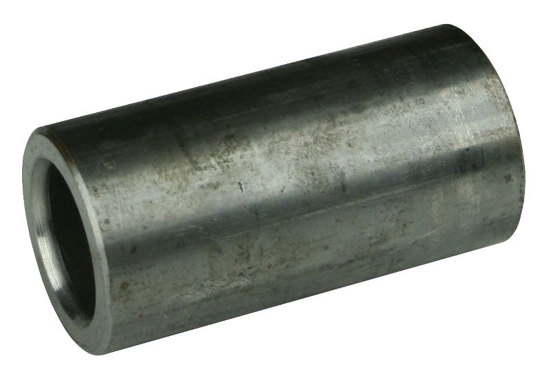 Steel  Tubular Shock Bushing Sleeve -  1/2 Inch Bolt Hole X  3/4 Inch Outside Diameter X  1-1/2 Inches Long