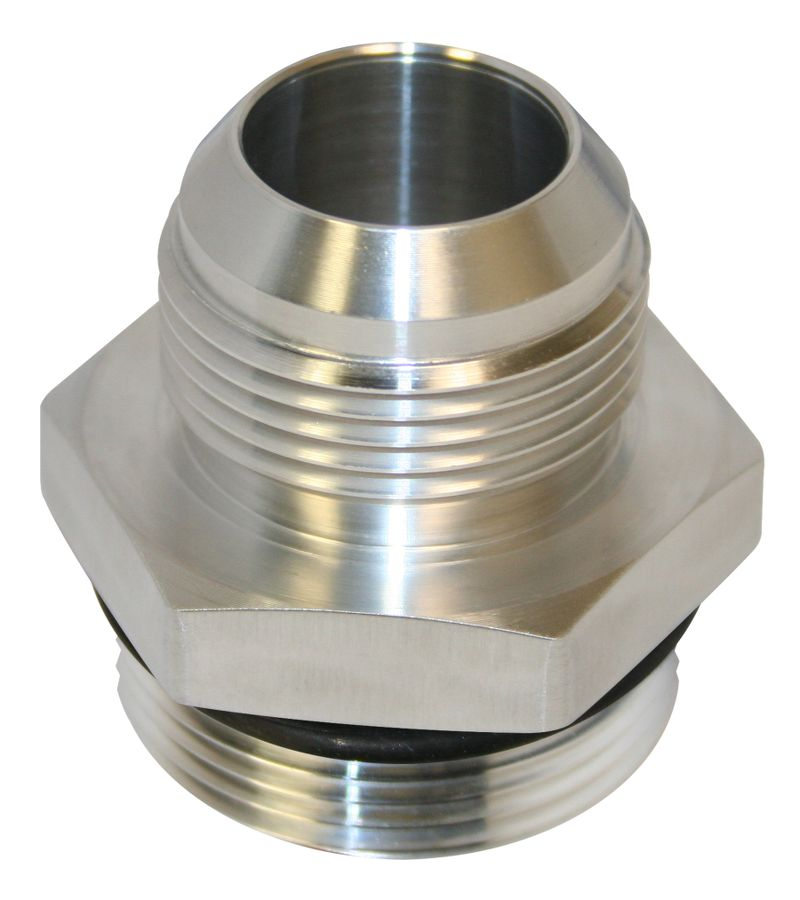 Aluminum Radiator Fitting -20An O-Ring To 12AN Male