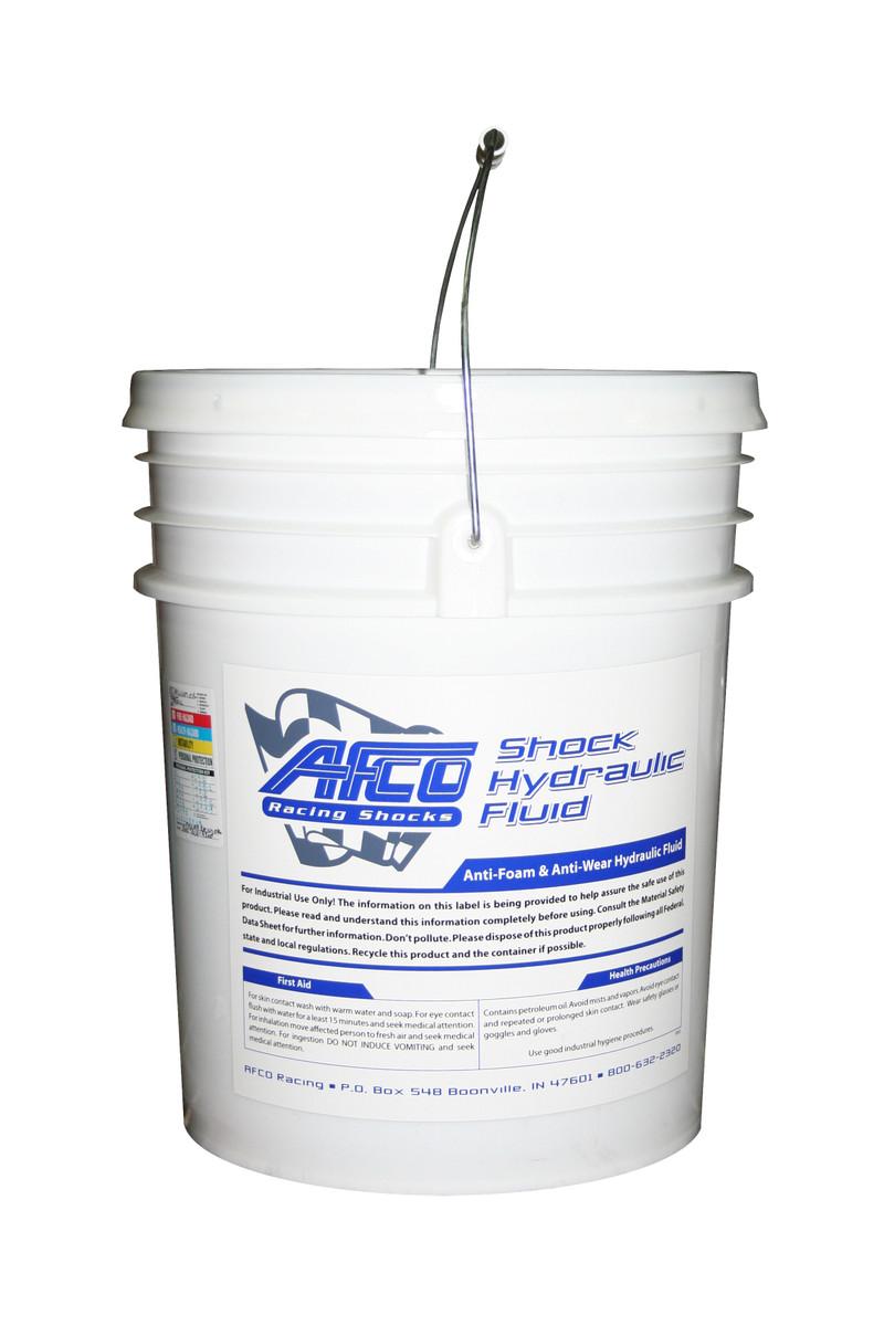 Shock Oil 5 Gallon Can