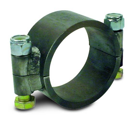 "Steel 1-3/4"" Wide Clamp Collar"