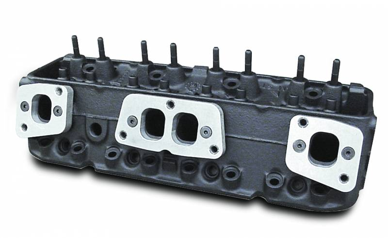 Adapter Plate  SBC To Stahl  Aluminum  .625 Inch Thick  Bolts Included