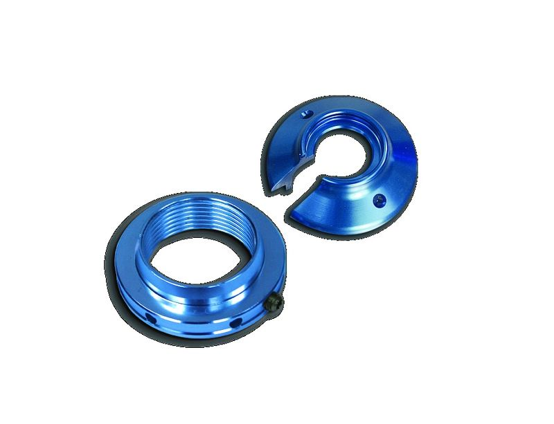 Coil Over  Hardware Kit  For Large Body  Blue
