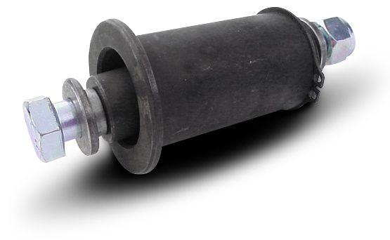 Steel Front Leaf Spring Eye Pivot Bushing