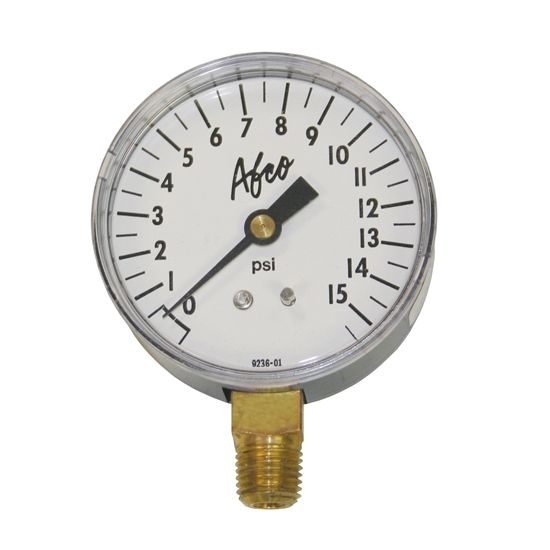 15# Air Pressure Replacement Gauge