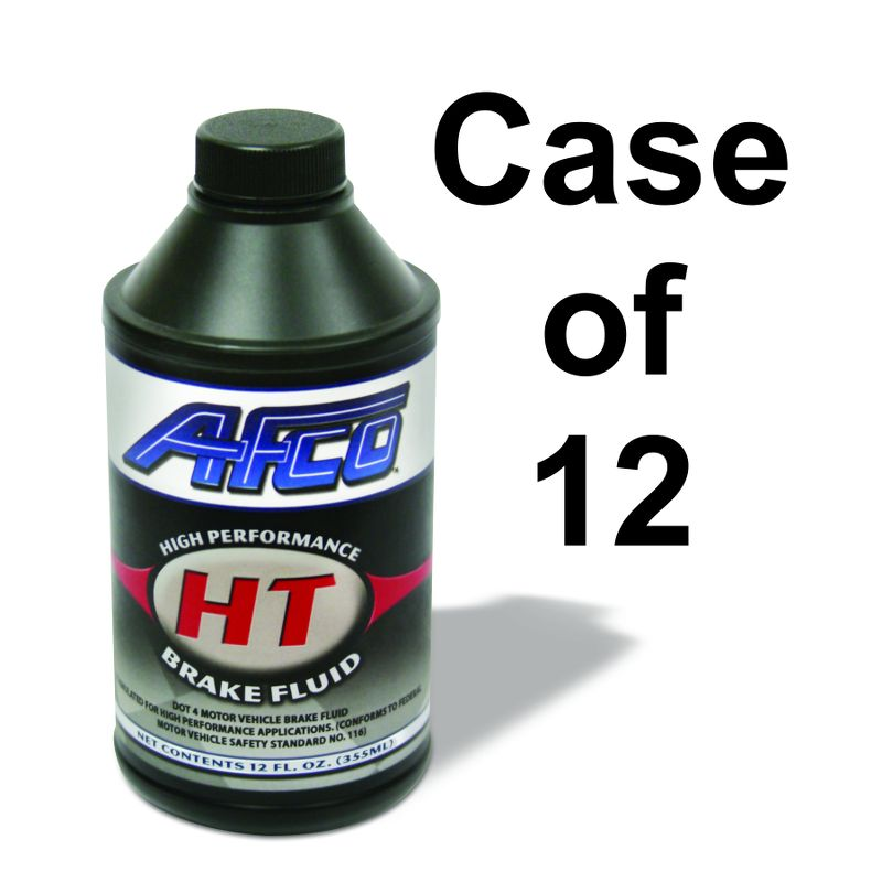 Brake Fluid HT  Case Of 12 - 12 Oz. Bottles