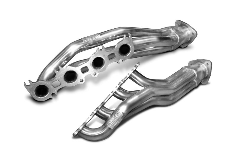 Header Set  For 2011-2014 Ford F150 4WD Truck 1.875 Inch Primaries 304 304 Stainless