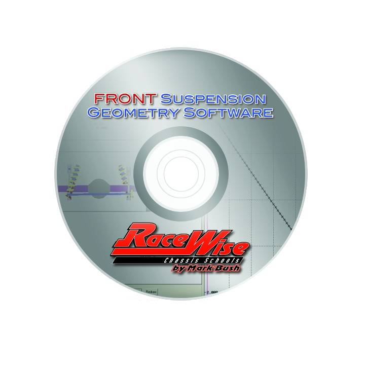 Race Wise Front Suspension Geometry Software