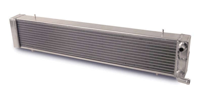 "Aluminum Satin  Heat Exchanger  2003-04 Mustang Cobra  Double Pass  (L - 31"") X (W - 3"") X (H - 5-13/16"")"