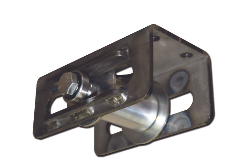 Steel Leaf Spring Slider Camaro Type 2-1/2 Inch Wide Leaf
