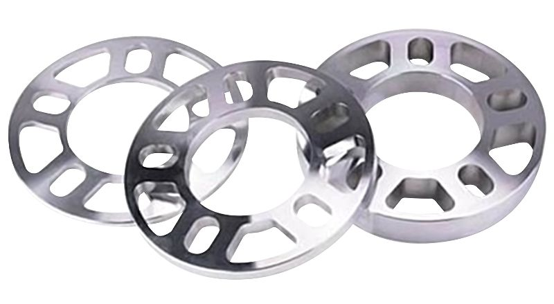 Aluminum  Wheel Spacer 1/4 Inch Thick