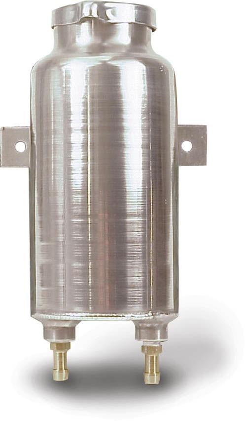 Aluminum  Radiator Cap  Overflow  Tank