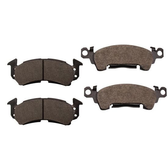 Brake Pads GM D52 C1 Axle Set