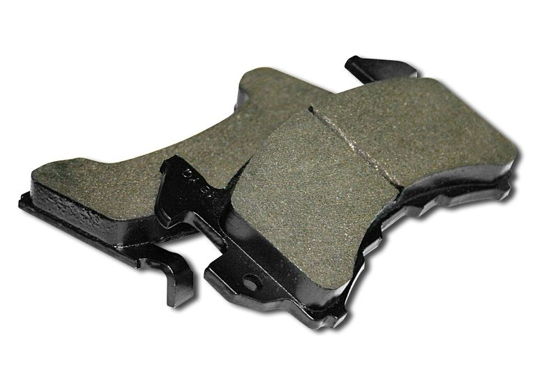 Brake Pads GM Metric C1 Axle Set