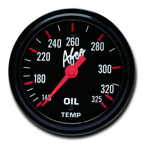 "140 - 325 Oil Temperature Gauge 2 5/8"" O.D."