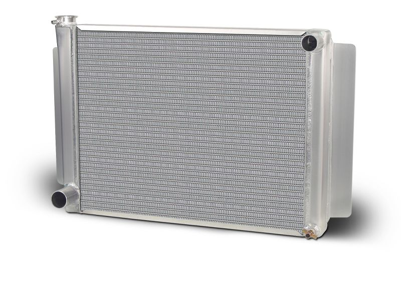Aluminum Radiator Drag/Performance 26 Inch Single Pass Mopar
