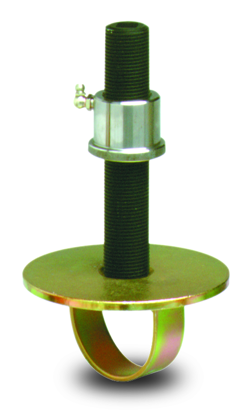Steel Weight Jack Assembly -  6 Inches Long  Accommodates 5 Inch Springs