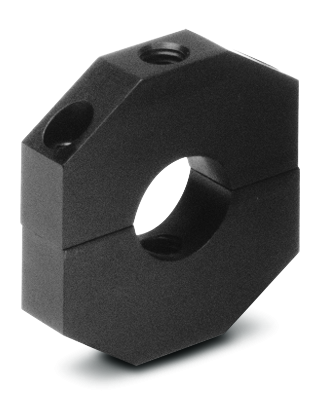 Aluminum  Ballast Bracket  1-1/4 Inch Round Tube