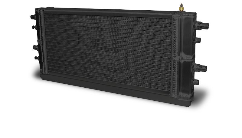 Heat Exchanger C7 Z06 Corvette Black