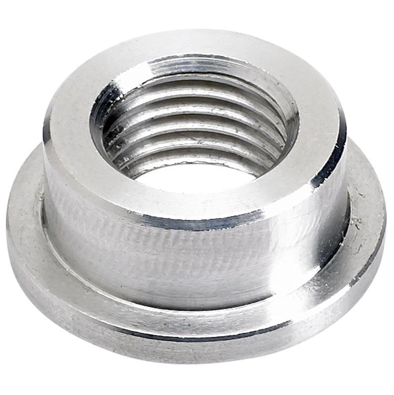 Aluminum Fitting 1/2 14NPT Female Weld