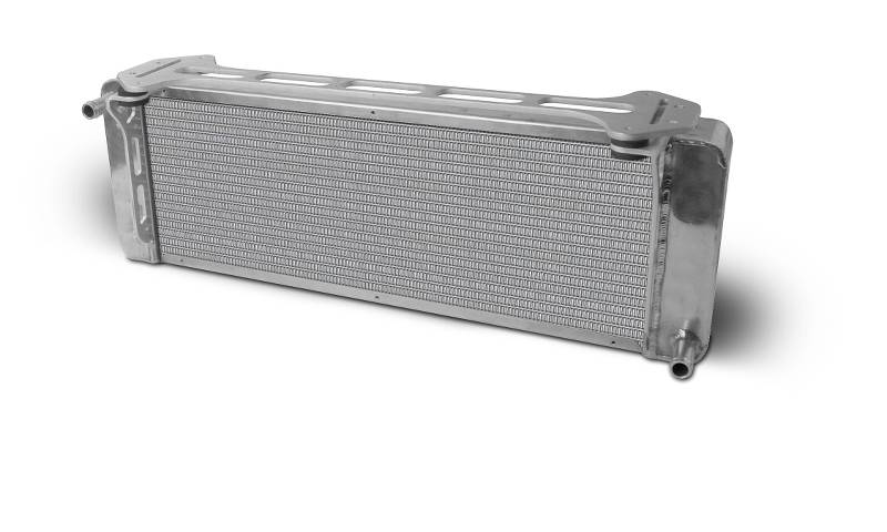 "Aluminum Satin  Heat Exchanger  1999-04 Ford Lightning/F150    Single Pass  (L - 26-3/8"") X (W - 3"") X (H - 8-7/8"")"