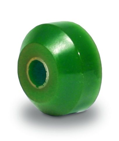"2-1/4"" O.D. Green 50 Durometer Bushing Two Stage Torque Link"