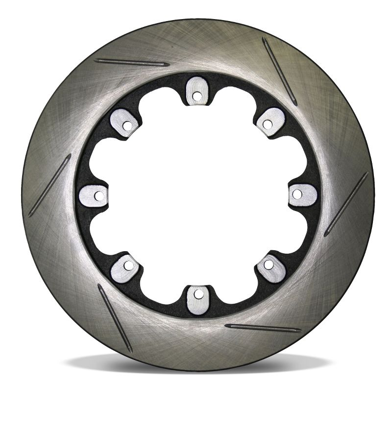 Cast Iron  Brake Rotor  Rh Slotted   Pillar Vane Style  11.75 Inch Diameter  .810 Inch Width
