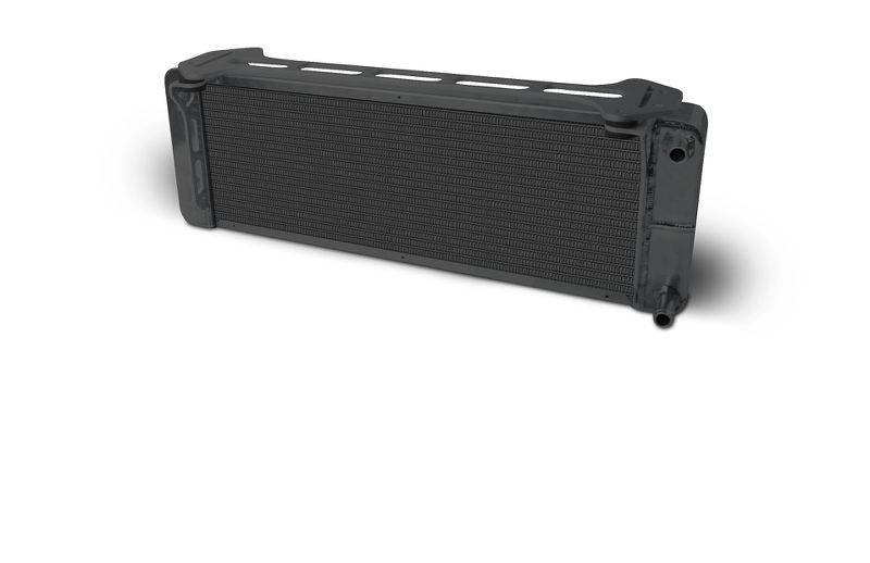 "Aluminum Satin  Heat Exchanger  1999-04 Ford Lightning/F150    Double Pass  (L - 26-3/8"") X (W - 3"") X (H - 8-7/8"")"