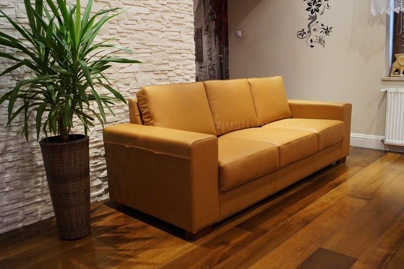 Echtleder 3 Sitzer Sofa Echt Leder Couch Ledersofa Rindsleder
