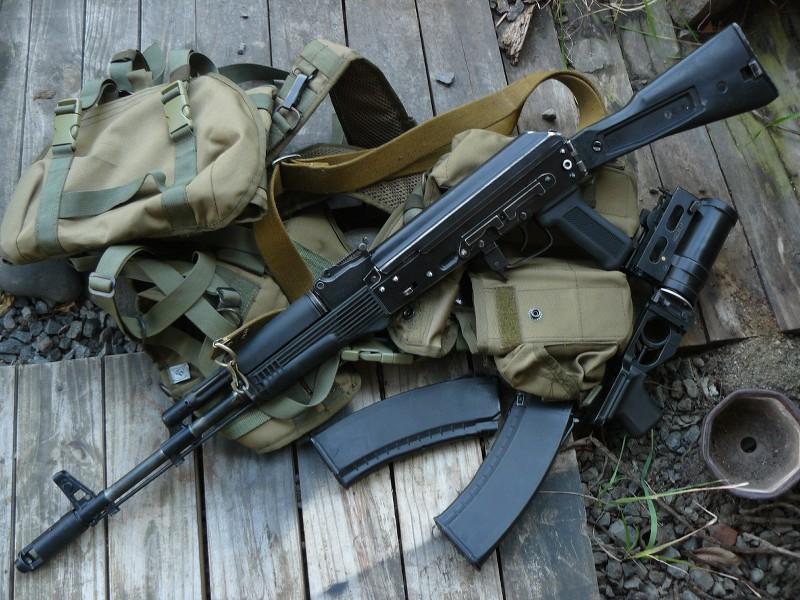 Ak74m: WE AK TURN TO AK74M