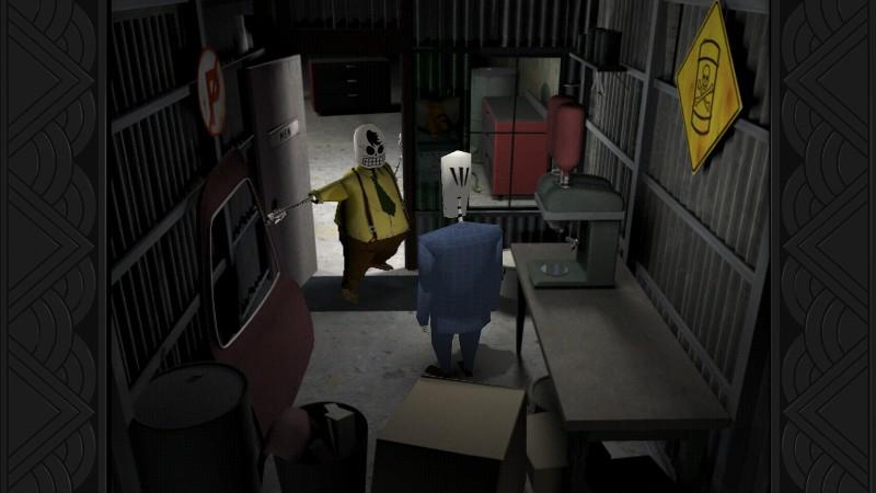 Grim Fandango Remastered - CODEX - Tek Link indir