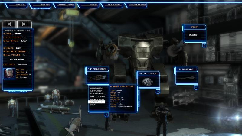Mechs and Mercs Black Talons - CODEX - Tek Link indir