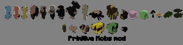 primitive mobs mod 1.7 10 9minecraft