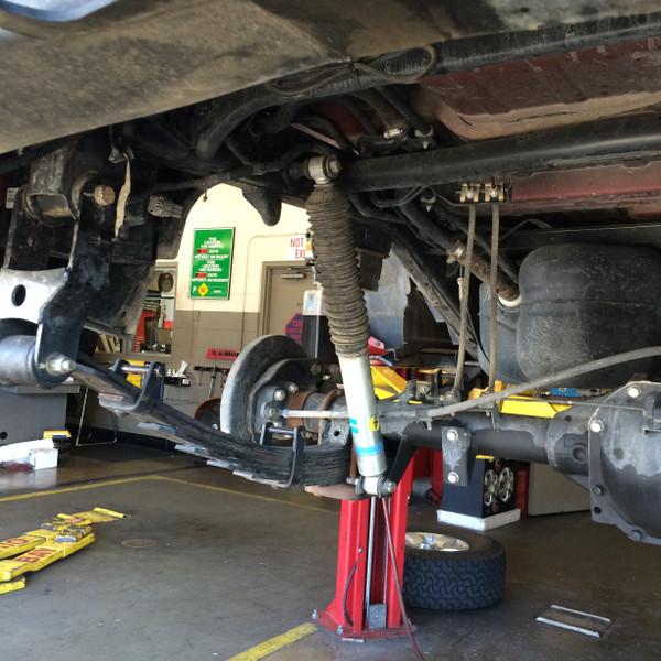 New rear shocks: advice wanted