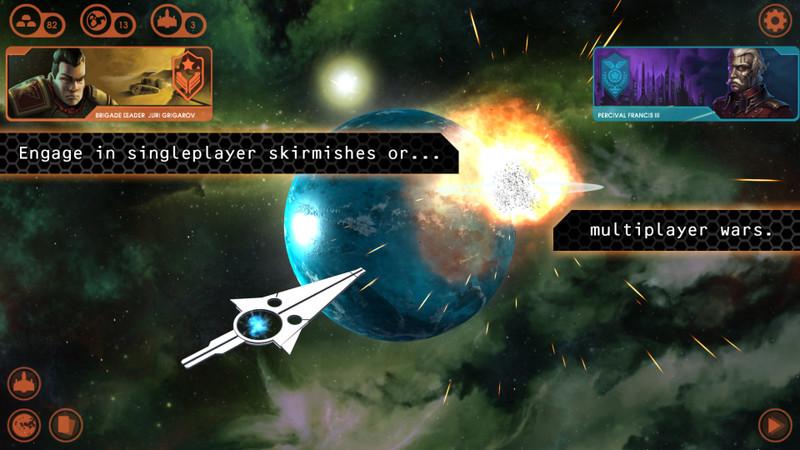 Starion Tactics - TiNYiSO - Tek Link indir