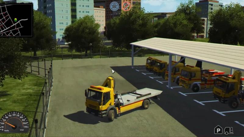 American Truck Simulator  сайт обзор скачать торрент