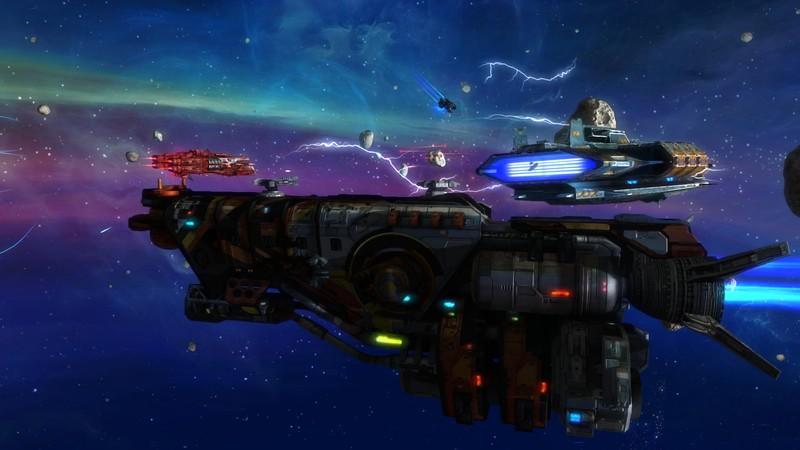 Rebel Galaxy - Tek Link indir