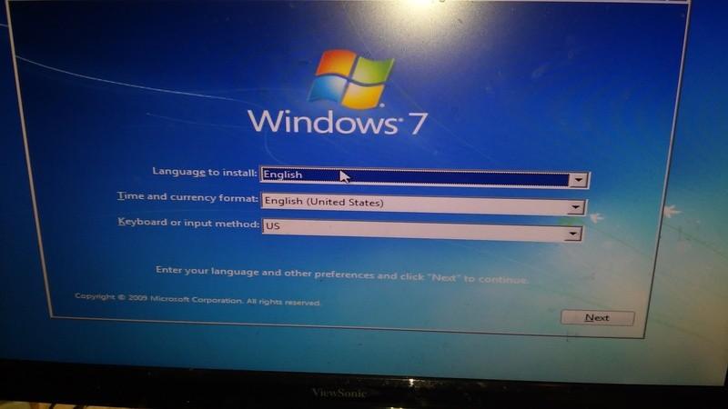 Windows 7 Needs CD/DVD driver | Tom's Hardware Forum