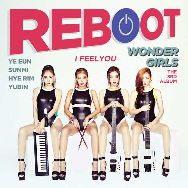 Download [Album] Wonder Girls - REBOOT [VOL. 3] (MP3