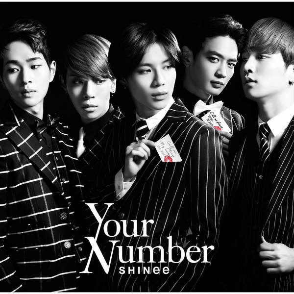 Download [Single] SHINee – Your Number [Japanese] (MP3 +