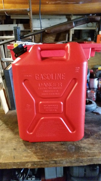 Reports Of Scepter Civilian 5gal Gas Cans At Costco For