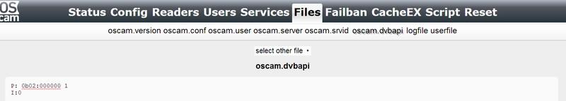 OSCAM: configurare de la A la Z